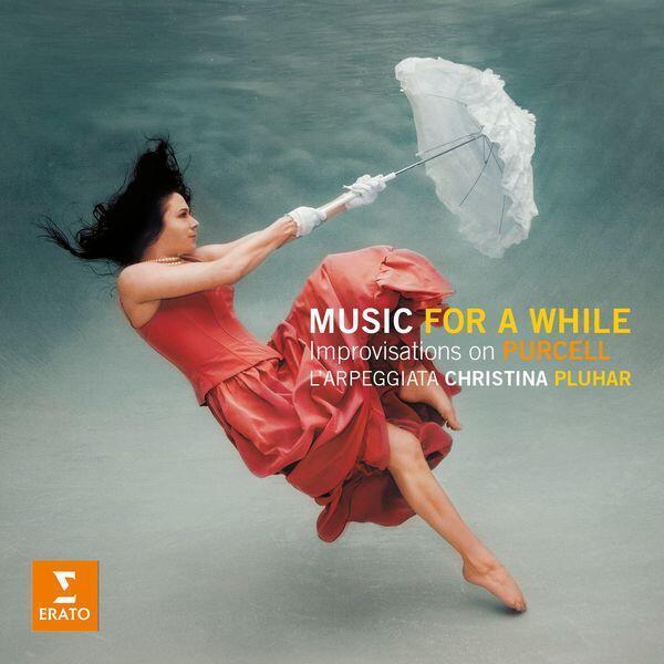 Pochette de l'album «Music For A While».