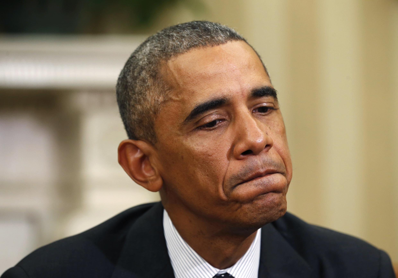 Le président Barack Obama devra désormais composer avec un Congrès à majorité républicaine.