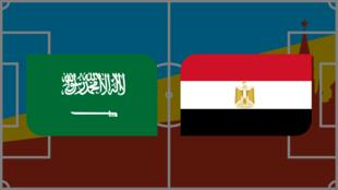 Arabie saoudite - Egypte direct