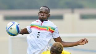Le Malien Ahmed Marius Assoko.