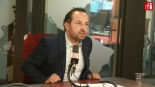 Sébastien Chenu sur RFI, le 4 septembre 2019.