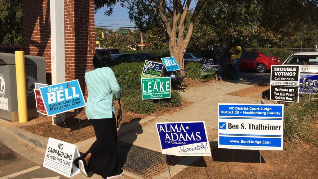 Caroline du Nord, un État-clé pour le vote des Afro-Américains.