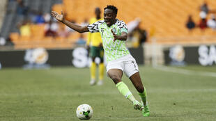 Ahmed Musa.