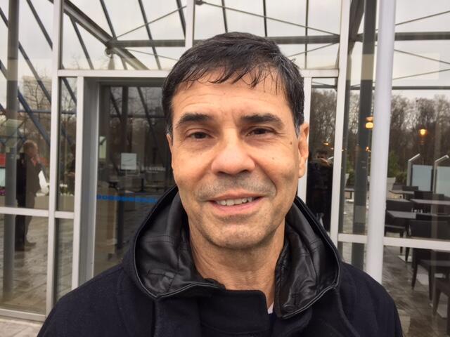 Ney Wilson, gestor técnico de alto rendimento da Confederação Brasileira de Judô