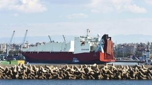 Port of Latakia