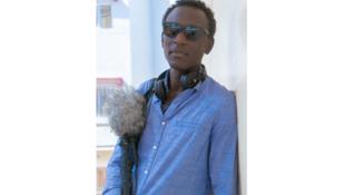 """Tidiane Thiang, réalisateur du podcast """"Dianké""""."""