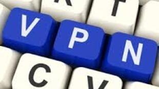图为网络关于VPN配图