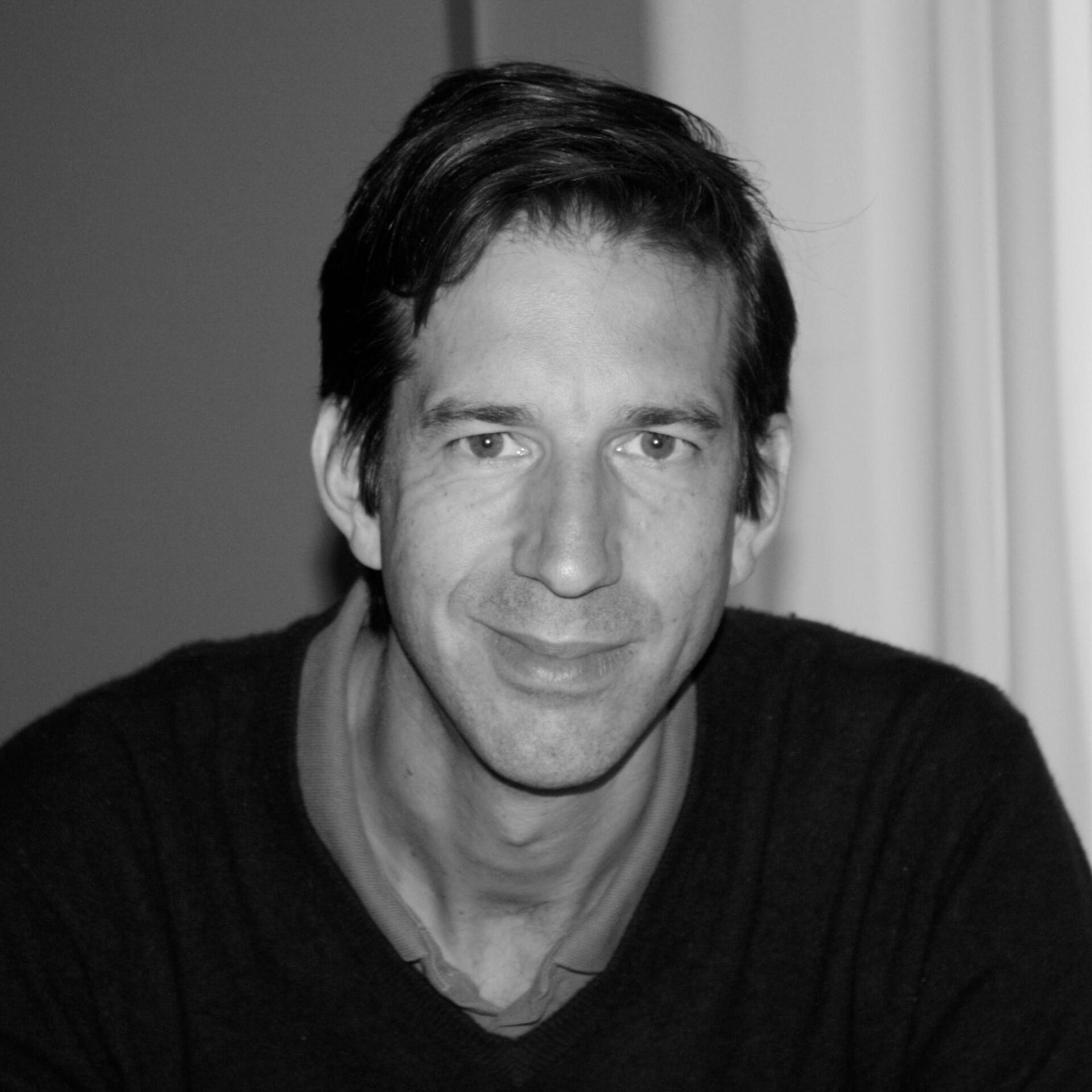Antoine Bello, écrivain franco-américain.