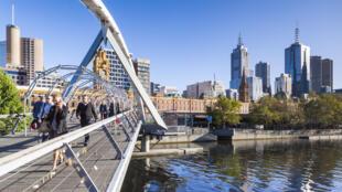Melbourne: bicampeã em qualidade de vida, de acordo com a revista The Economist.