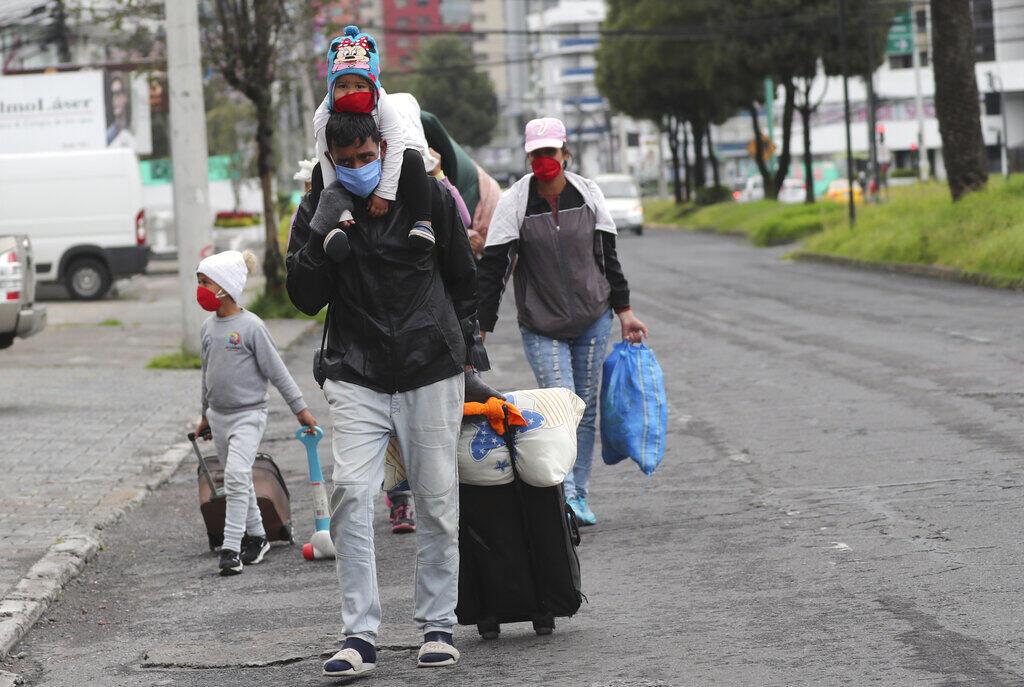 O número de refugiados e deslocados devido à violência voltou a atingir um recorde em 2019, afirma a ACNUR nesta quinta-feira(18) em Genebra.
