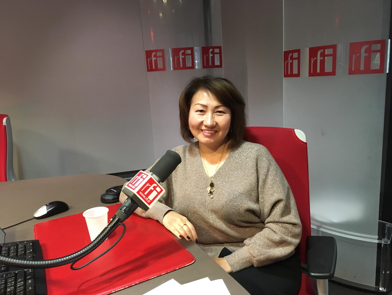 Айна Шорманбаева, президент фонда «Международная правовая инициатива» в Казахстане