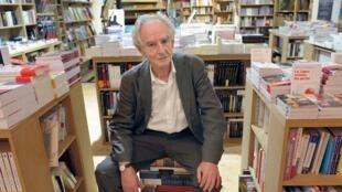 René Pétillon, le 5 octobre 2009.