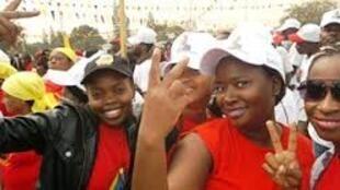 Jovens do Mpla nos encontros da juventude em Angola - www.mpla.ao