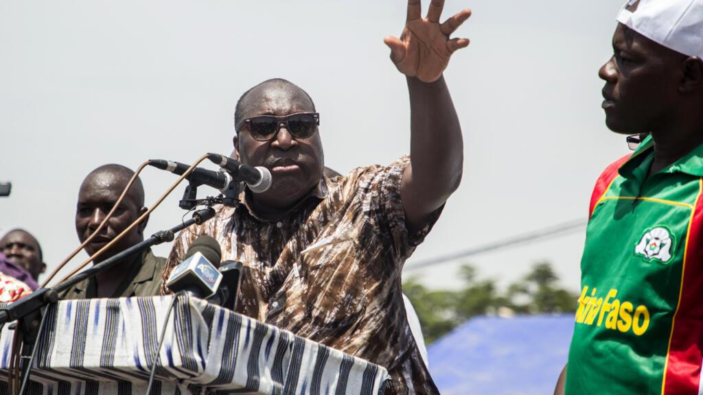 Burkina Faso: Zéphirin Diabré candidat à la prochaine élection présidentielle