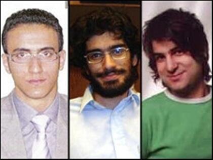 امیر جوادیفر، محسن روح الامینی و محمد کامرانی