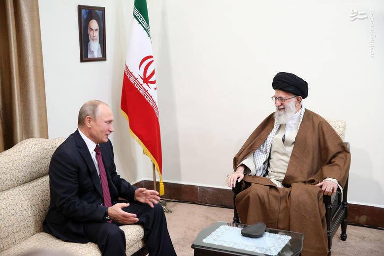 Poutine et Khamenei
