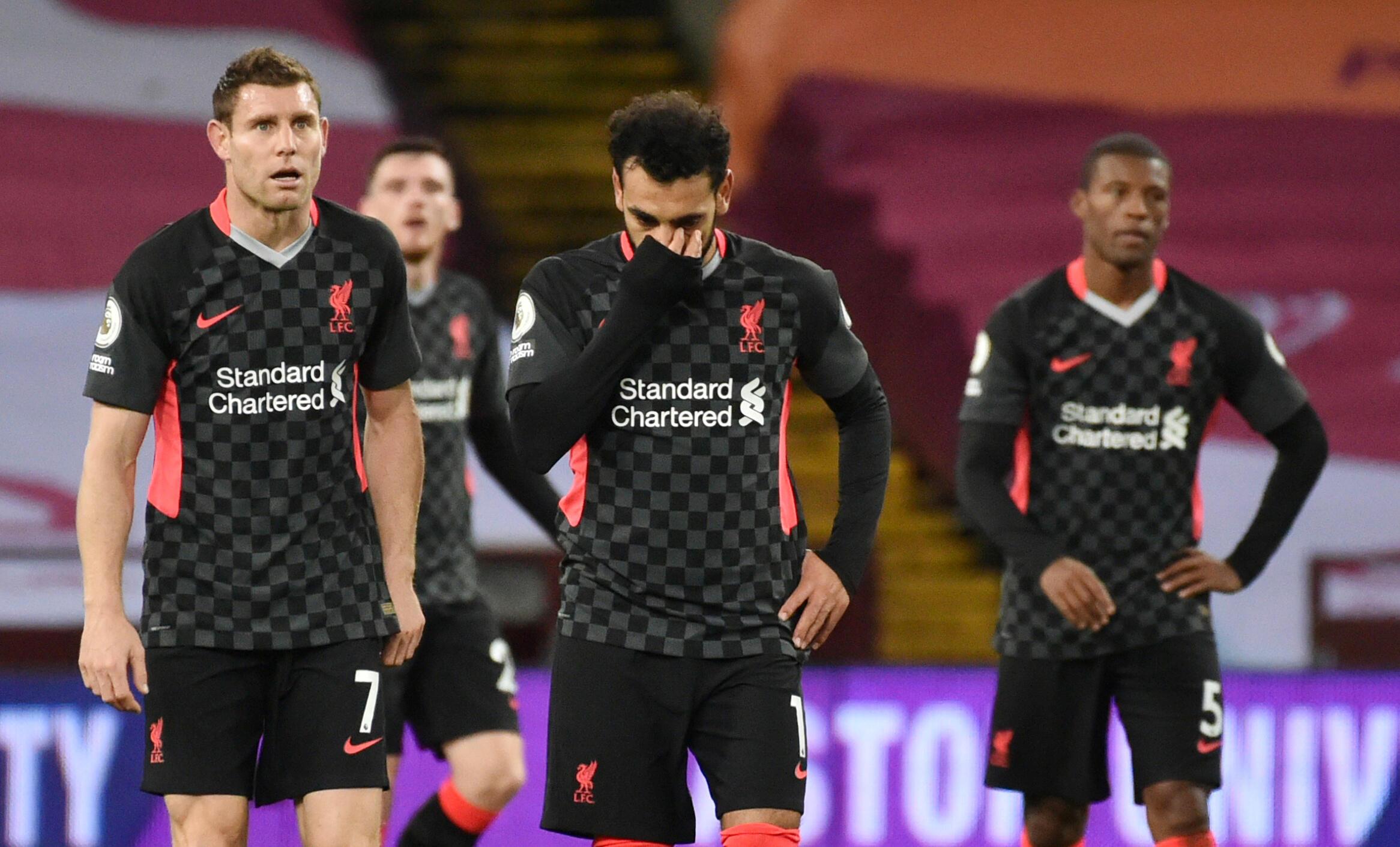 Guiwar 'yan wasan Liverpool ya yi sanyi