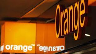 Logotipo da Orange Bissau