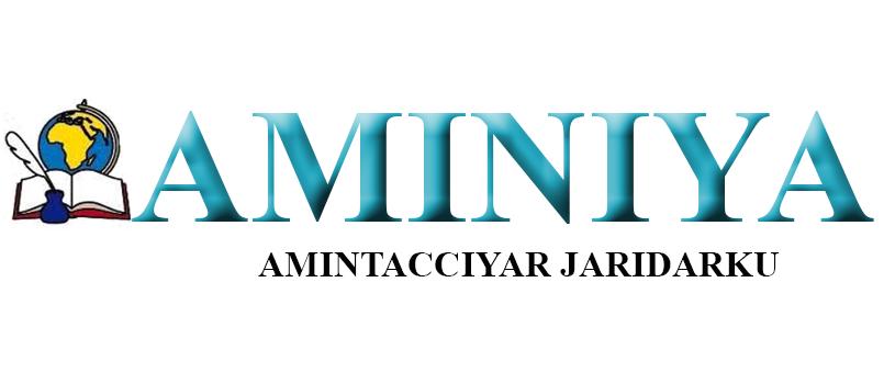 Jaridar Aminya dake Tarrayar Najeriya
