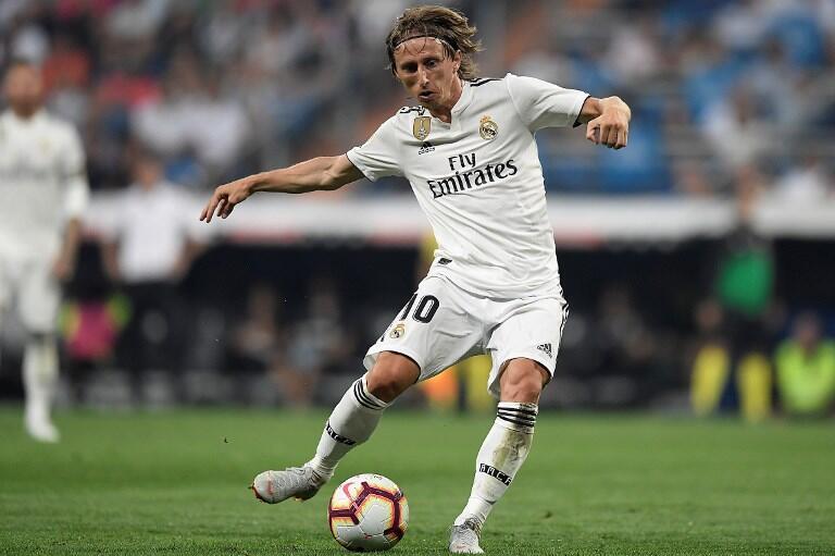 Luka Modric, médio croata do Real Madrid, pode arrecadar um novo título individual.