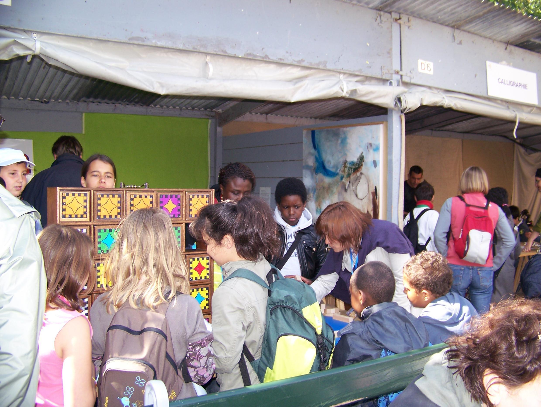 11ème Salon Culture et Jeux Mathématiques