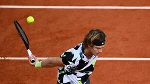 London calling? Russia's Andrey Rublev