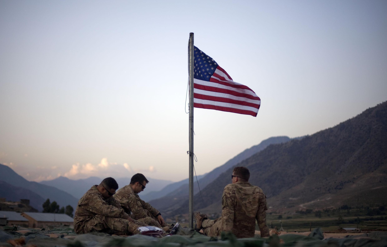 Les Etats-Unis_Afghanistan