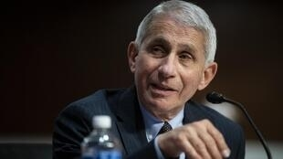 Le docteur Anthony Fauci, le 30 juin 2020 à Washington.