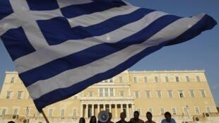 Novo premiê deverá enfrentar manifestação contra as medidas de austeridade na Grécia, nesta quinta-feira.