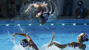 Las mexicanas de la categoría nado sincronizado obtuvieron una medalla de oro en los Juegos Centroamericanos de Mayagüez (Puerto Rico).