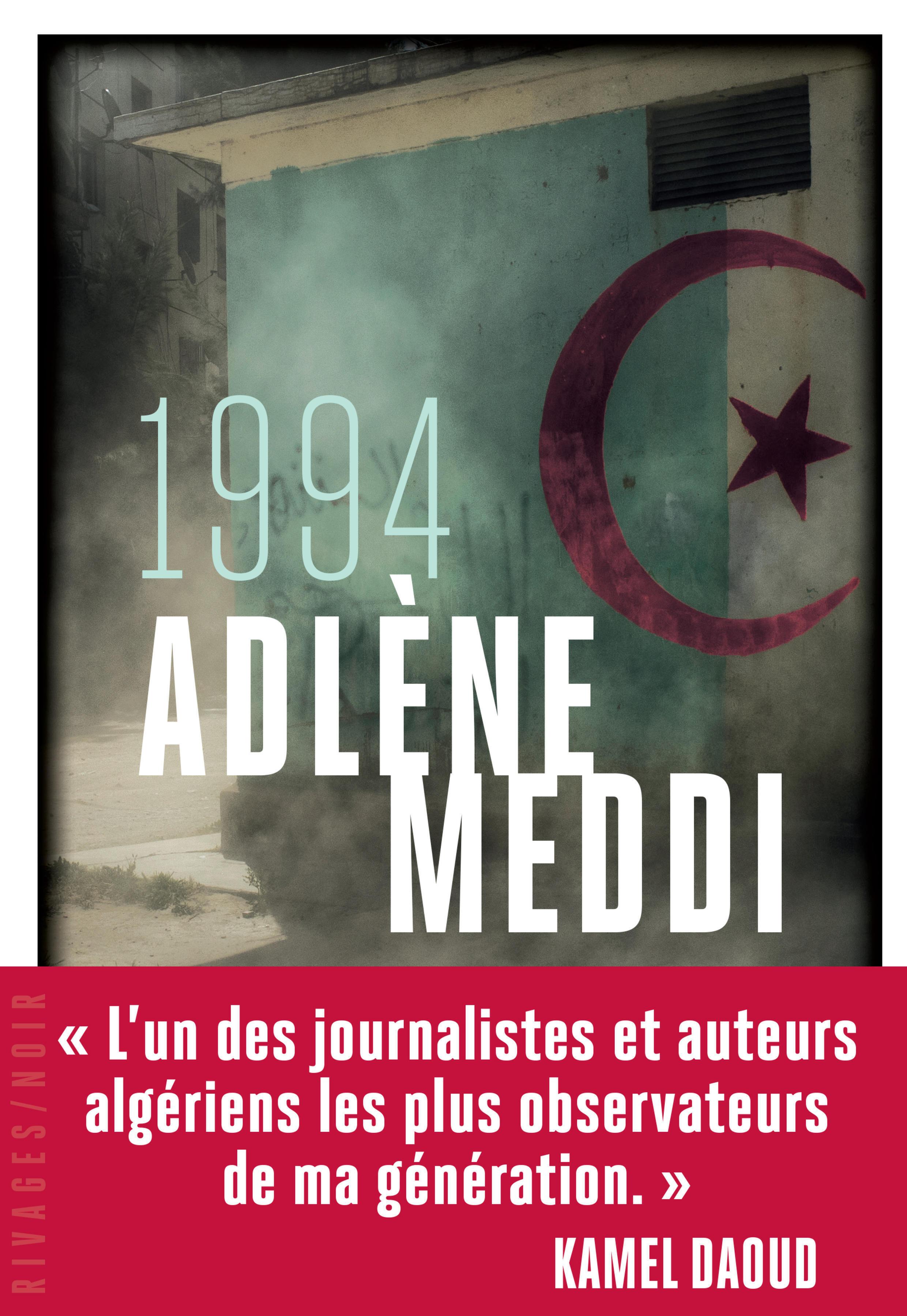 """Couverture française du roman """"1994"""""""