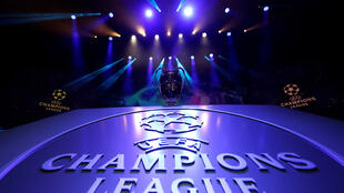 Football Ligue des Champions UEFA.