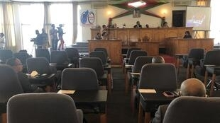 Madagascar, le 20 octobre 2020: seuls une dizaine de sénateurs étaient présents à l'ouverture de la session ordinaire du Sénat. Ces derniers dénoncent un blocage d'une partie de leur budget par le ministère de l'Economie et des Finances.