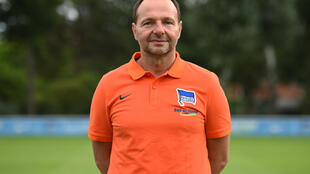 Hertha Berlin has parted company with goalkeeping coach Zsolt Petry
