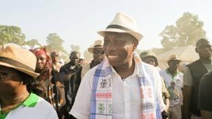 Domingos Simões Pereira, candidato do PAIGC, derrotado nas eleições presidenciais na Guiné-Bissau  de 29 de Dezembro.