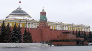 Le Kremlin à Moscou (Image d'illustration).