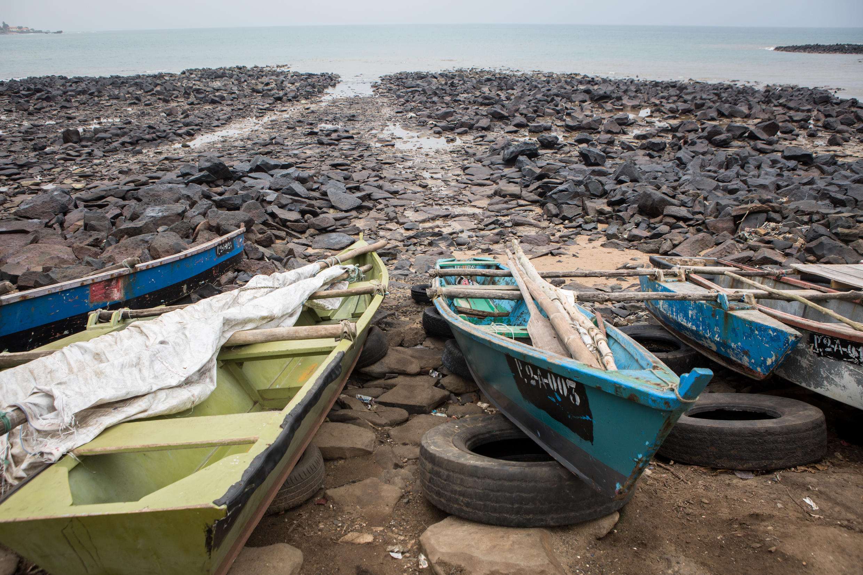 São Tomé. 1 de Janeiro de 2018.