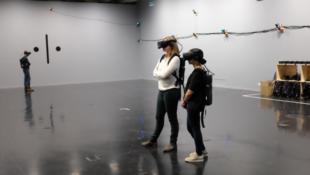 « The Enemy », une expérience immersive et collective en réalité virtuelle de Karim Ben Khelifa.