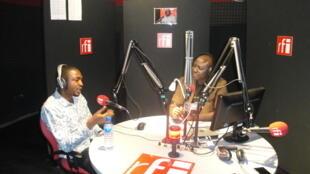Editan RFI hausa Bashir Ibrahim Idris na tattaunawa da Abubakar Adam wanda ya lashe kyautar gasar rubutun adadi ta NLG a Najeriya