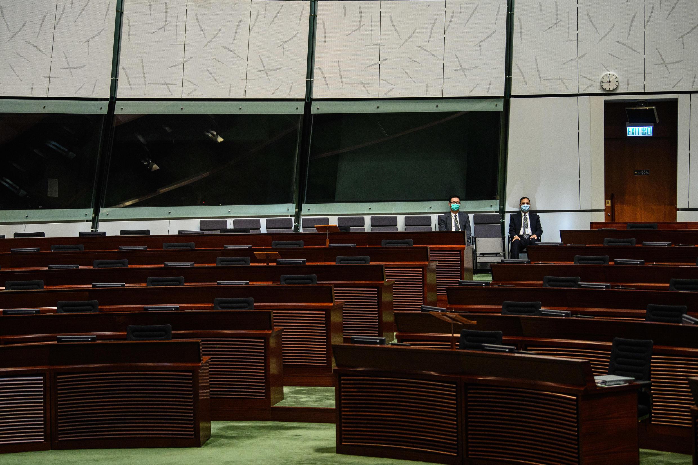 Conselho Legislativo de Hong Kong