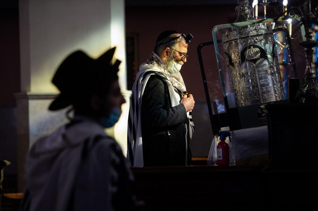 FRANCE-SECURITY-JUDAISM