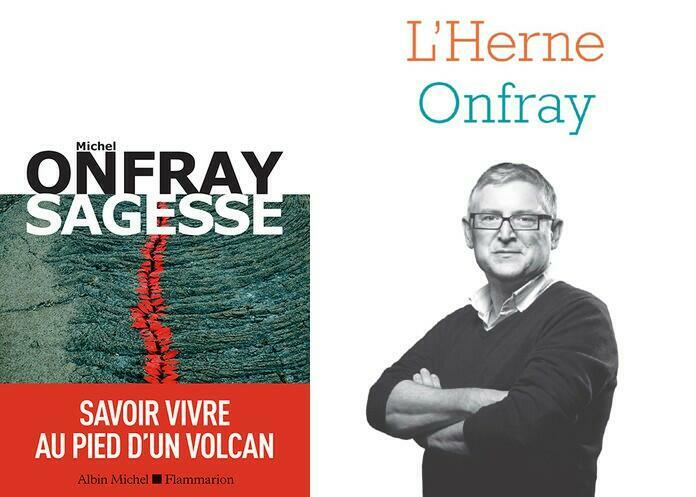 Michel Onfray publie «Sagesse» et est à l'honneur des Cahiers de L'Herne.
