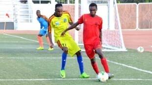 Mchuano uliopita kati ya Wolaitta Dicha  na Zimamoto FC