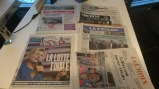 Diários franceses 19.09.2016