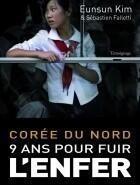 《9年逃離地獄朝鮮》一書封面