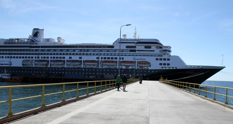 Zaamdam Boat Navio Bateau Chili