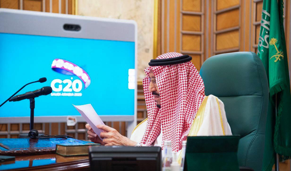 Da Arábia saudita pode sair da reunião G20 acordo para reduzir produção de petróleo