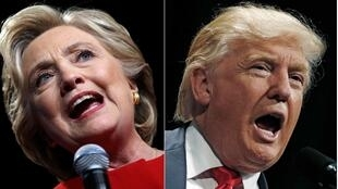 Em disputa acirrada, últimas pesquisas dão vantagem a Clinton.