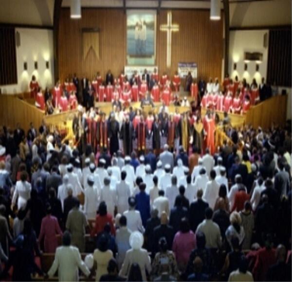 Allen Temple Baptist Church