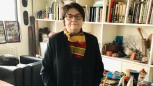 La photographe Françoise Huguier.